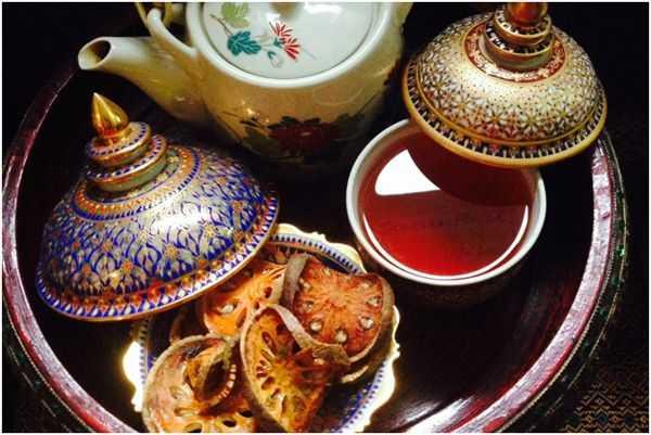 тайский матум чай