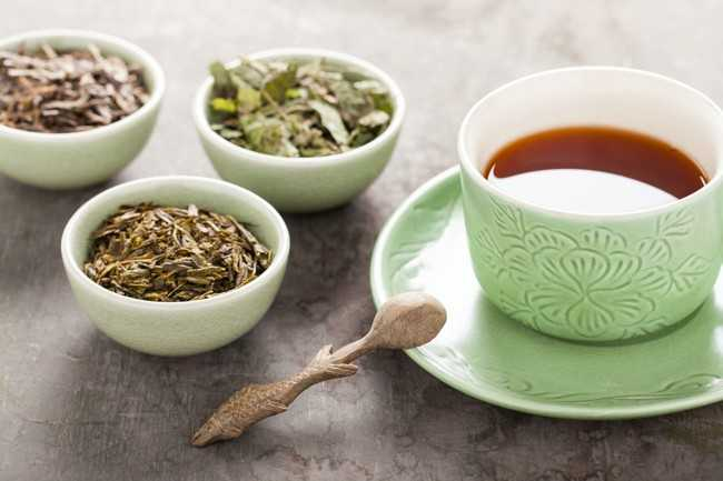 тибетский чай молодости