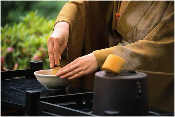 традиционное приготовление маття