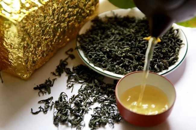 вьетнамский зеленый чай