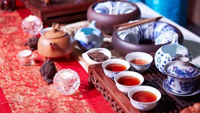 завариваем чай алеющий восток