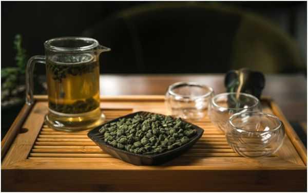 заварка женьшеневого чая