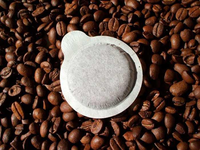 чалды с кофе