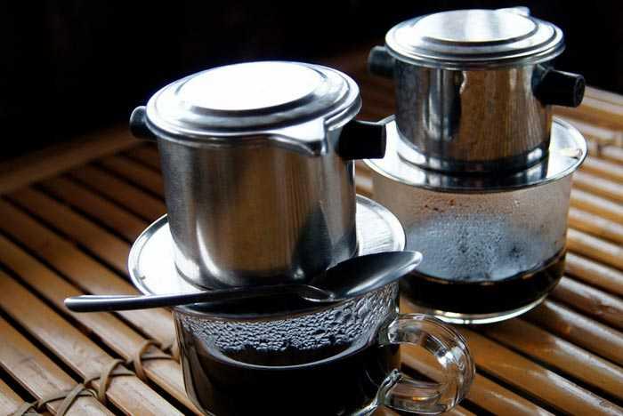 кофе в пресс-фильтре