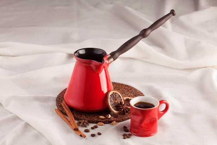 Выбираем кофе для турки правильно