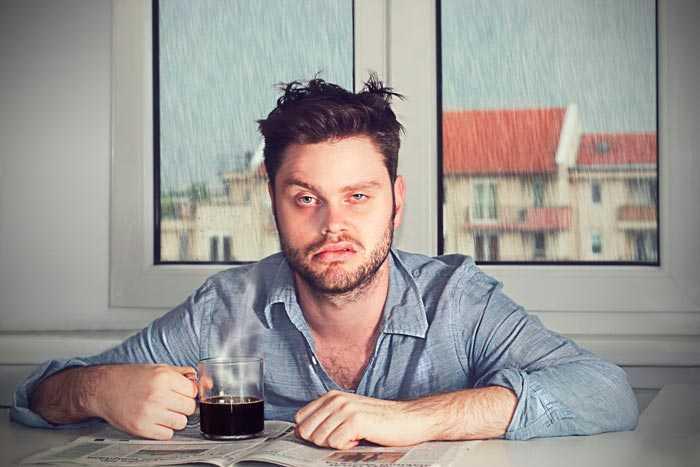 кофе с похмелья