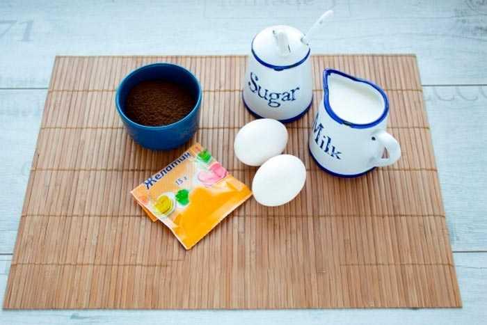 Ингредиенты для кофе