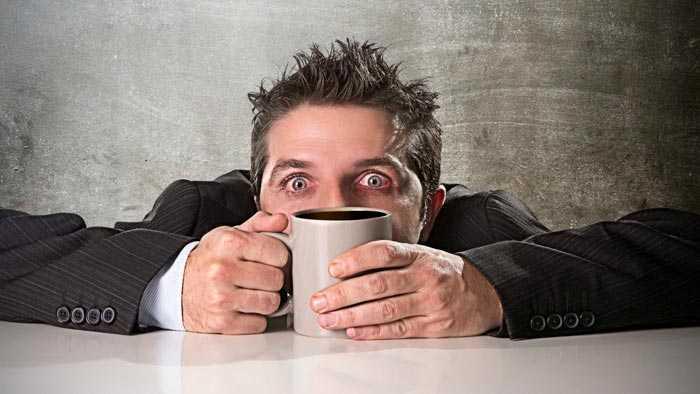 кофейная завсимость