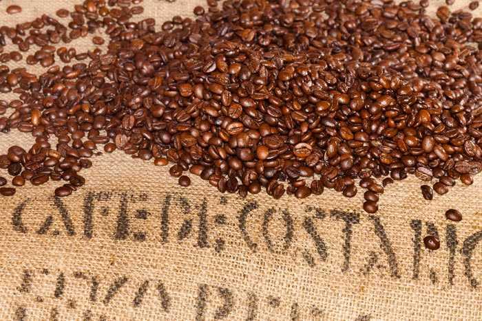 кофе коста рика
