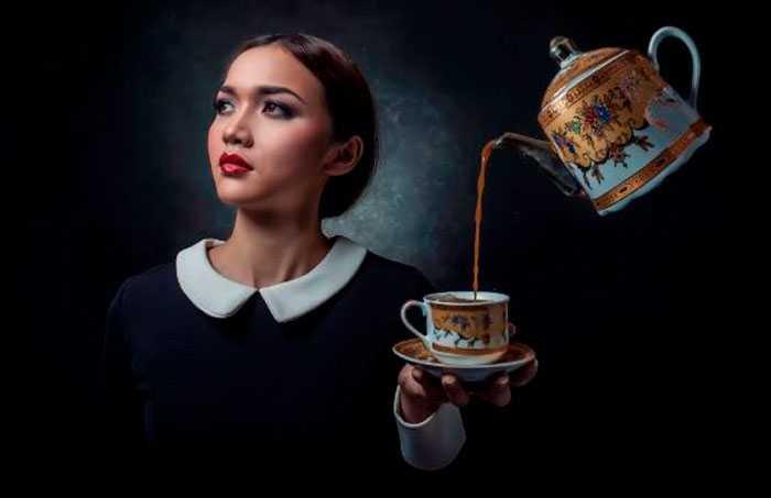 кофе-леди