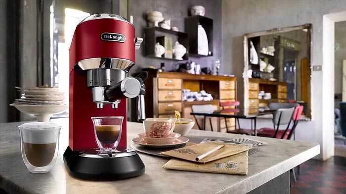 кофе в кофеварке