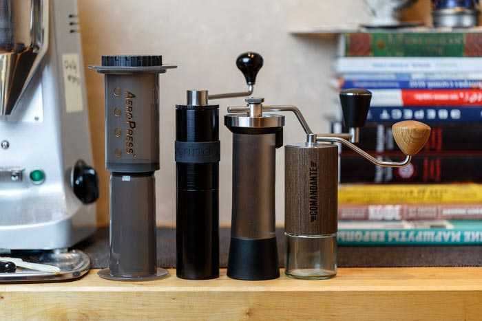 механические кофемолки