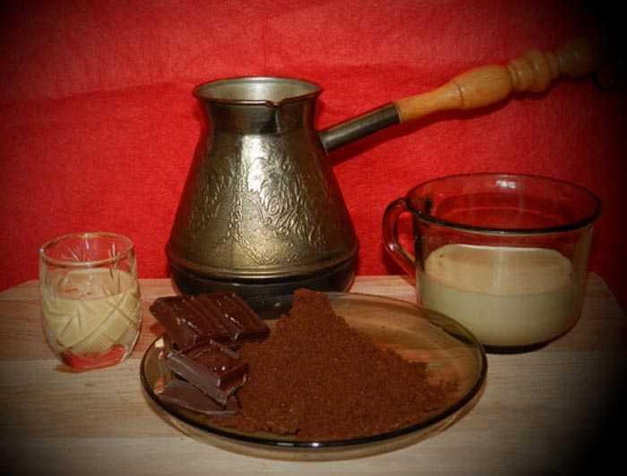 набор для приготовления кофе